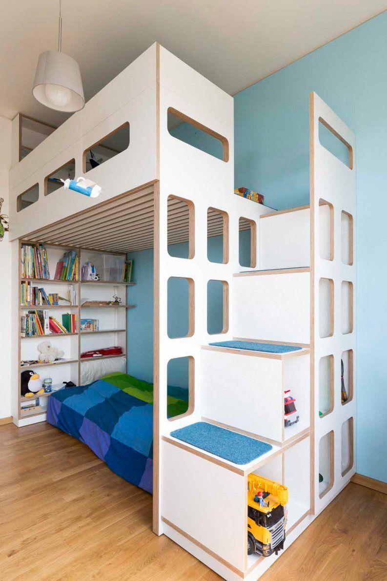 Kinder hochbett selber bauen amazing kreatives wohndesign charmant hochbett fr zwei kinder yct - Kindermobel selber bauen ...