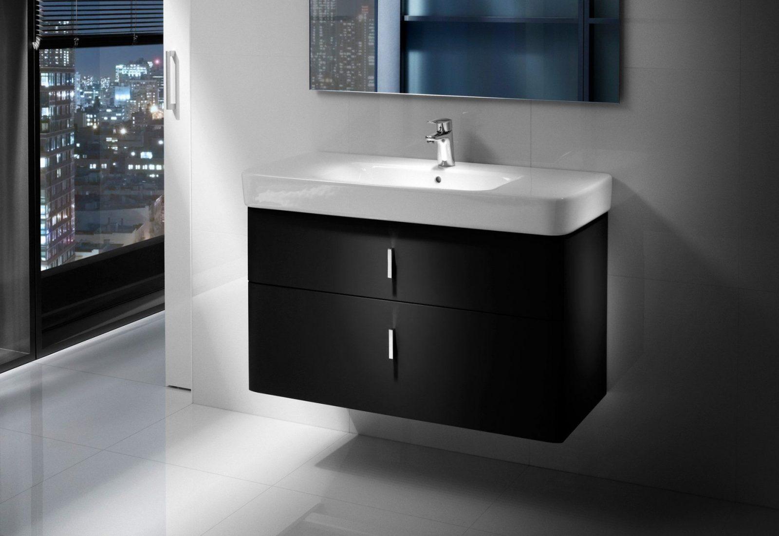 Doppeltes Waschbecken Mit Unterschrank 20 Inspirierende Bilder Von von Doppeltes Waschbecken Mit Unterschrank Bild