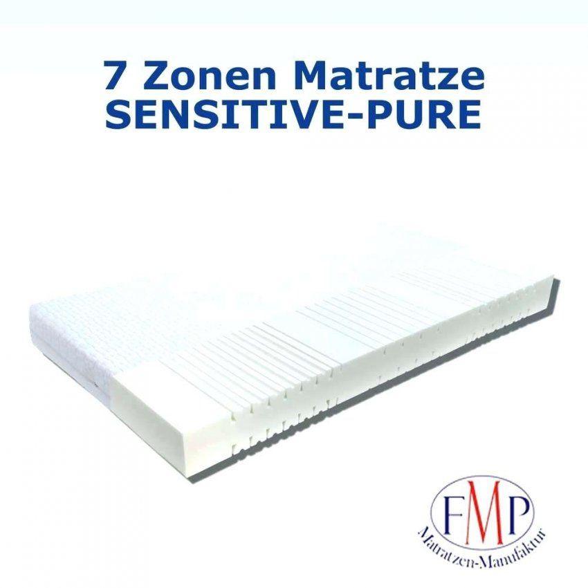 Dormia Matratzen Matratze 90×200 7 Zonen Kaltschaummatratze von Aldi Matratze Memofit Bild