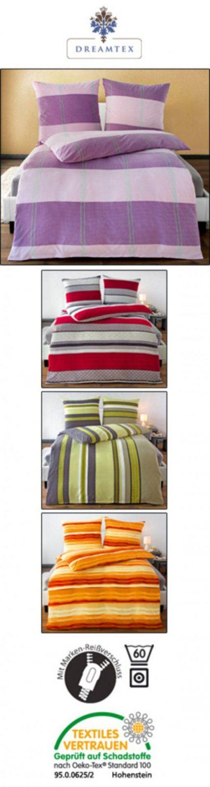 Dreamtex Nickibettwäsche Ca 155 X 220 Cm Von Norma Ansehen von Nicki Bettwäsche 155X220 Bild