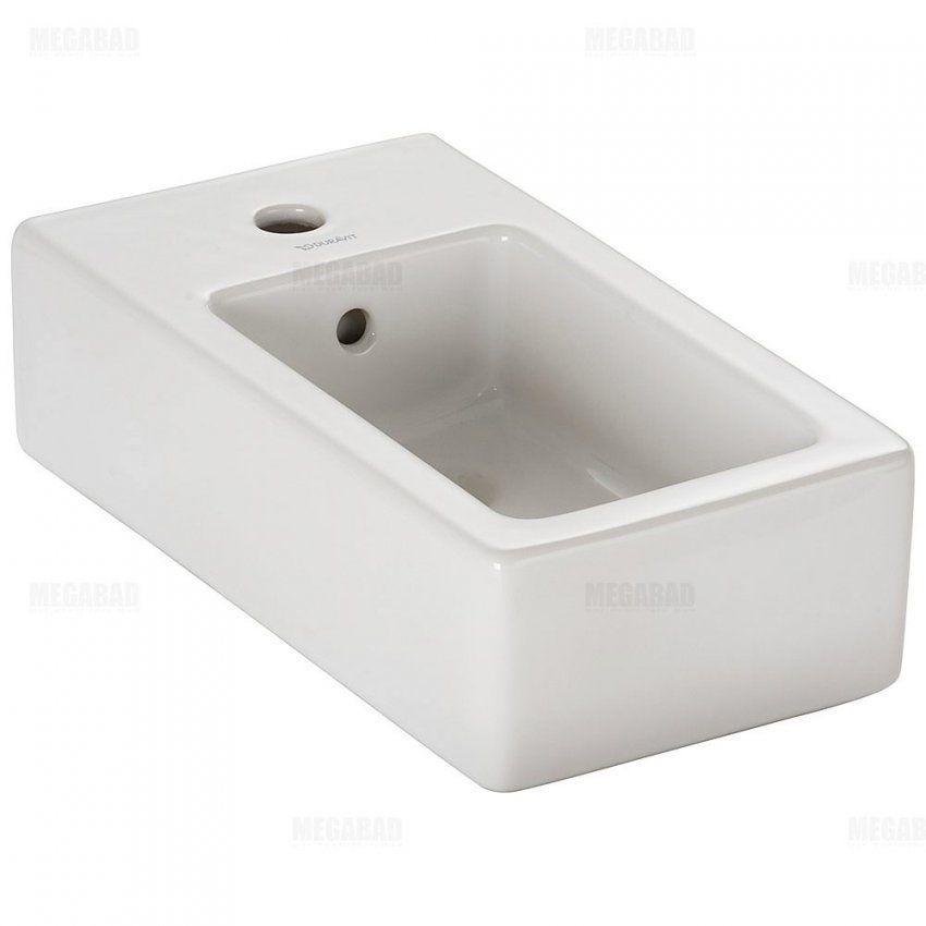 Duravit Vero Handwaschbecken 25 Cm 070225  Megabad von Waschbecken 25 Cm Tief Bild