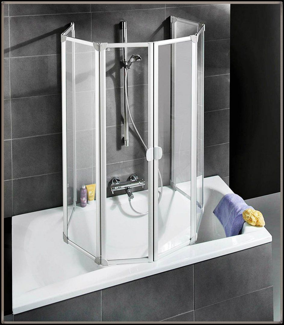 Duschabtrennung Badewanne Ohne Bohren  Haus Referenz von Duschaufsatz Für Badewanne Ohne Bohren Photo