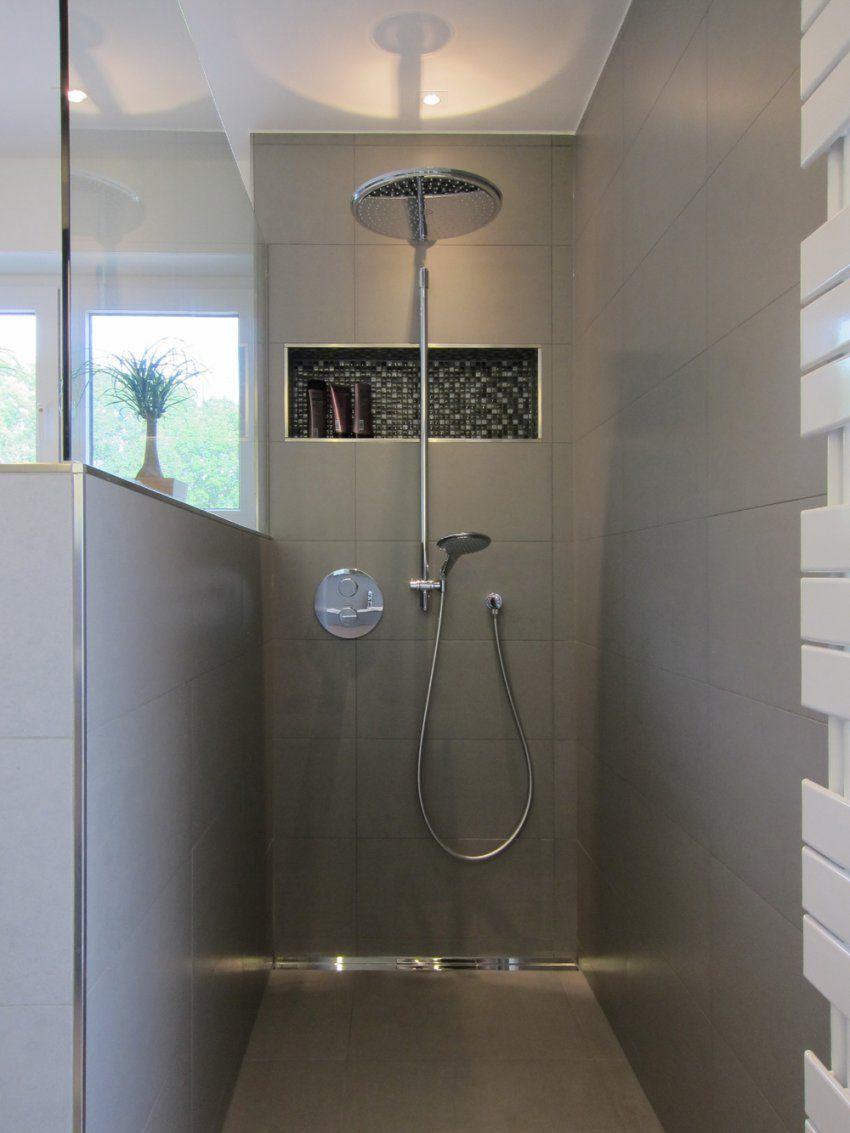 Dusche Mit Ablage von Ablage In Dusche Einbauen Bild