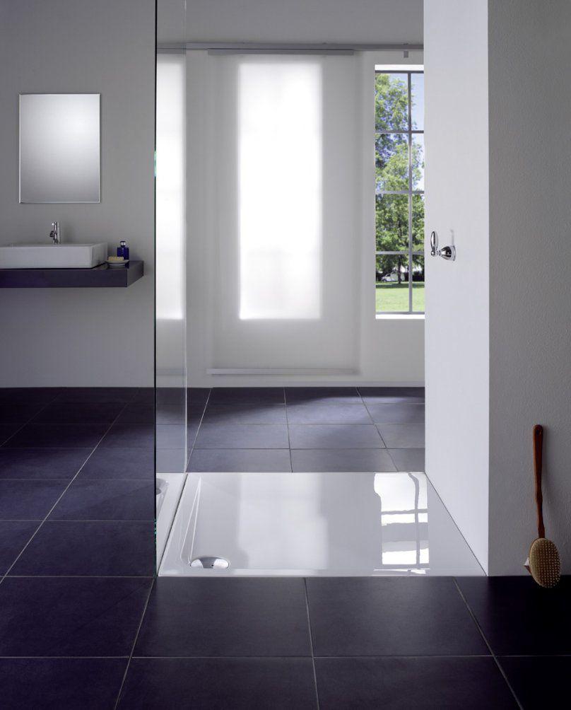 Dusche Ohne Fliesen Für Die Moderne Badeinrichtung von Badezimmer Farbe Statt Fliesen Bild