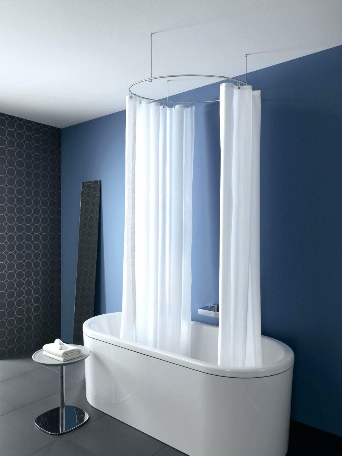 Duschstange Badewanne Duschvorhangstange Drphos Design Shower von Duschvorhangstange Badewanne Ohne Bohren Photo