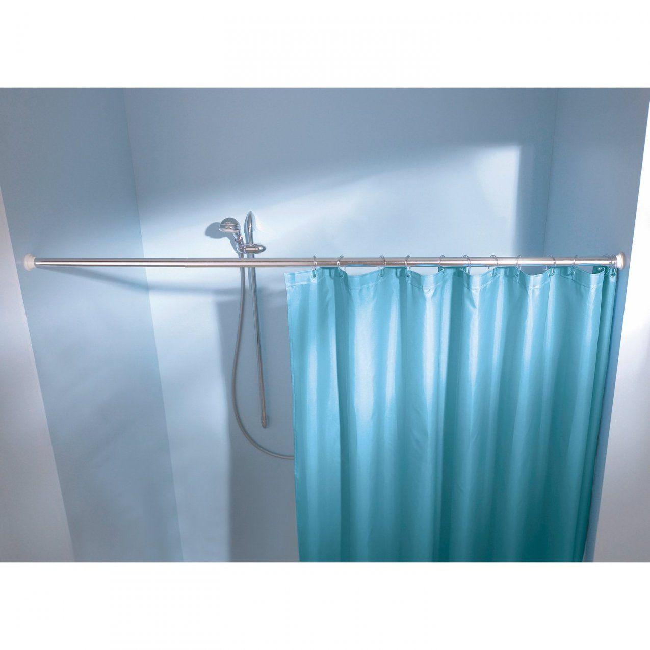 Duschstange Online Kaufen Bei Obi von Duschvorhangstange Badewanne Ohne Bohren Photo