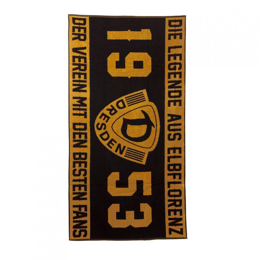 Duschtuch Legende 70 X 140 Cm  Bad  Haushalt von Dynamo Dresden Bettwäsche Bild