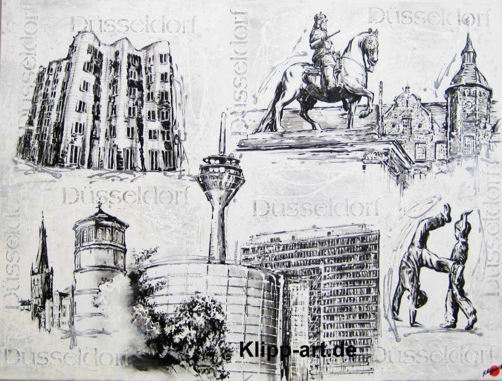 Tumblr bilder schwarz wei muster von gemalte bilder - Dusseldorf bilder auf leinwand ...