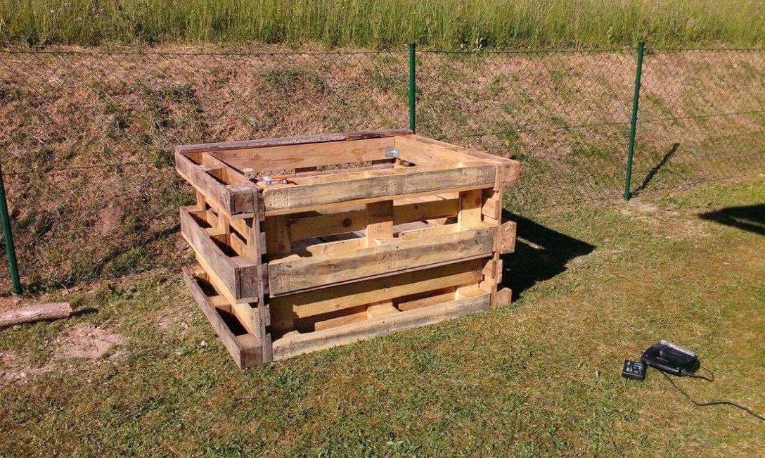 ᐅ Hochbeet Aus Europaletten Bauen ++ Bauanleitung ++ Tipps ++ Ideen von Hochbeet Günstig Selber Machen Photo