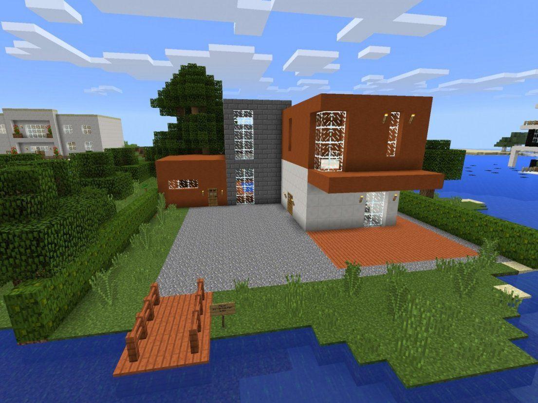 ᐅ Kleines Aber Schönes Haus In Minecraft Bauen  Minecraftbauideen von Minecraft Schönes Haus Bauen Photo