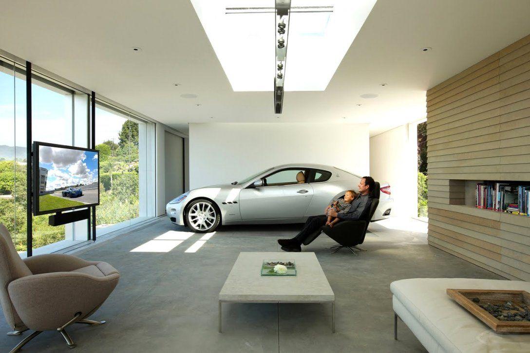 √ Moderne Häuser Innen Neu Haus Mit Garage Die Moderne Garage von Moderne Häuser Von Innen Photo