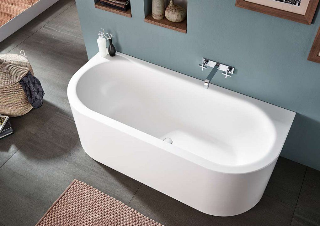 ③ Ideen Für Freistehende Badewanne An Der Wand Von Mauersberger von Freistehende Badewanne An Wand Bild