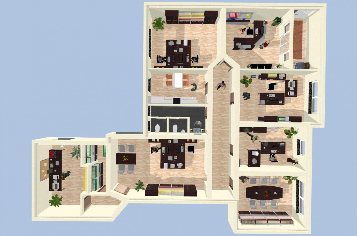 ▷ 3D Wohnungsplaner Zur Wohnraumplanung  Architektur Software von Schöner Wohnen Raumplaner Kostenlos Bild