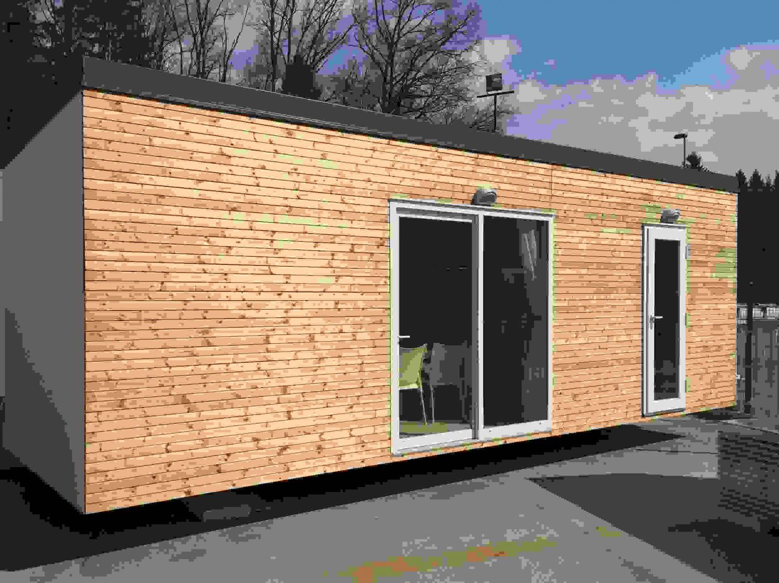 ☛ Container Bauten Sind Kostengünstiger Als Der Modulbau von Container Haus Bauen Lassen Photo