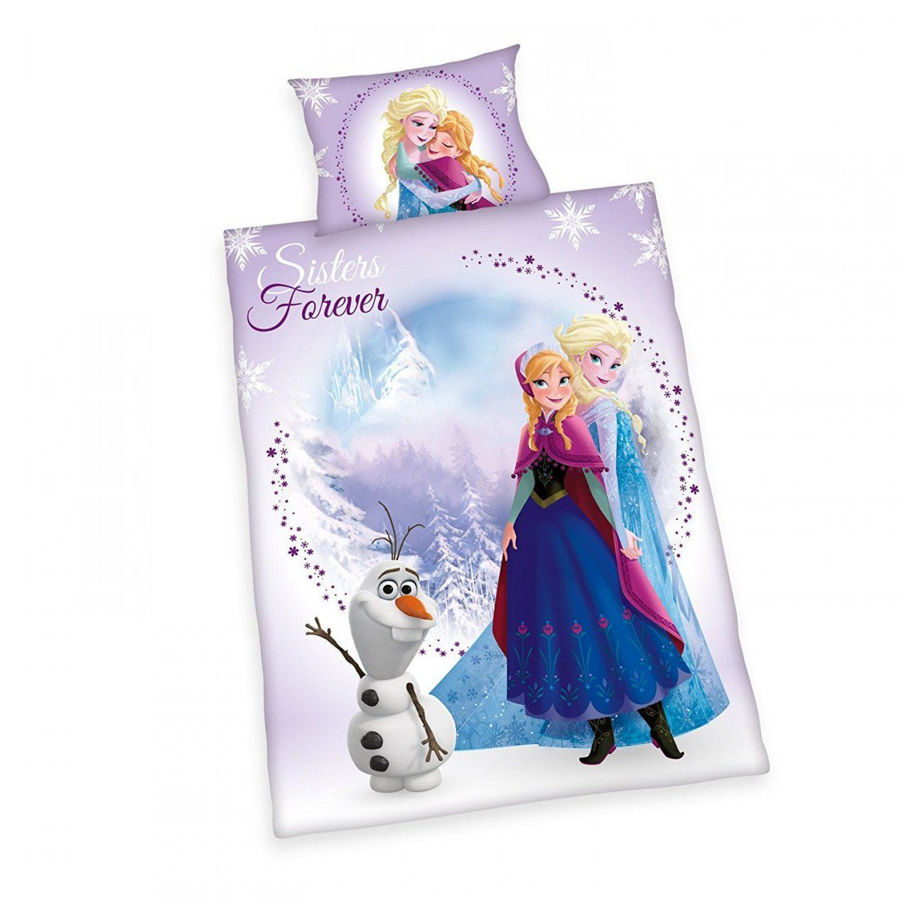 ❄ Frozen Kinderzimmer Bettwäsche Disney's Eiskönigin  Frozen von Kinderbettwäsche Die Eiskönigin Photo