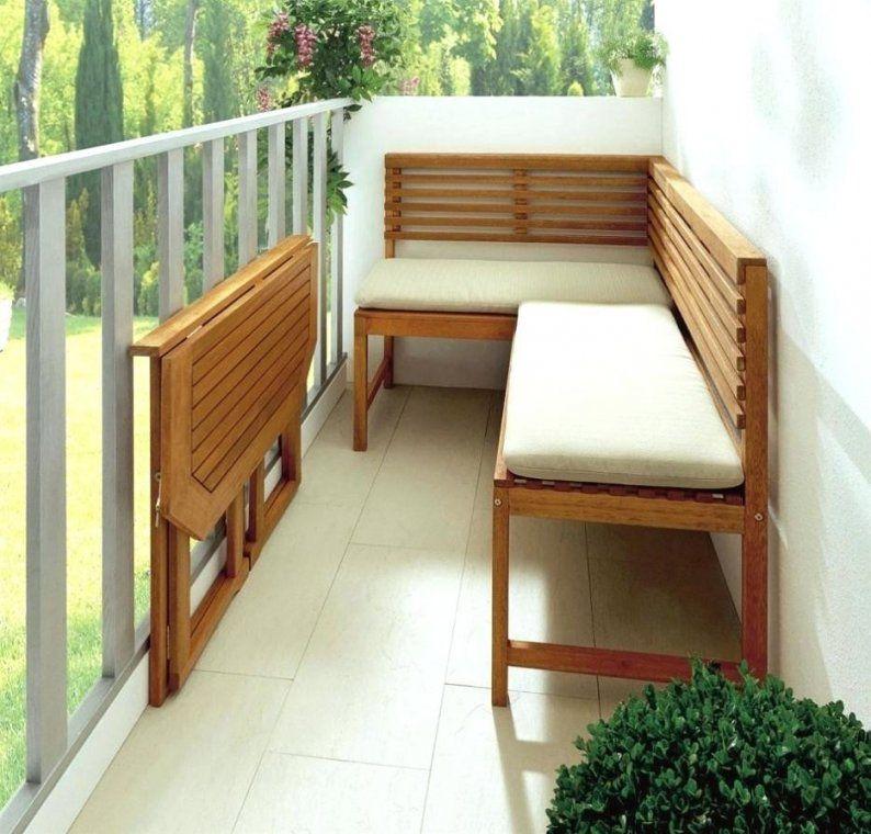 Balkon Eckbank Aus Paletten Mit F R Selber Bauen A Lounge Tchibo Von