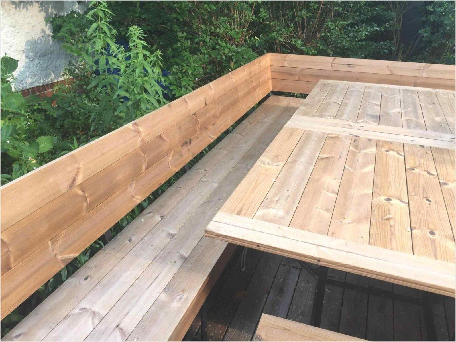 Eckbank Selber Bauen Aus Holz Garten Eckbank Selber Bauen von Garten Eckbank Selber Bauen Photo