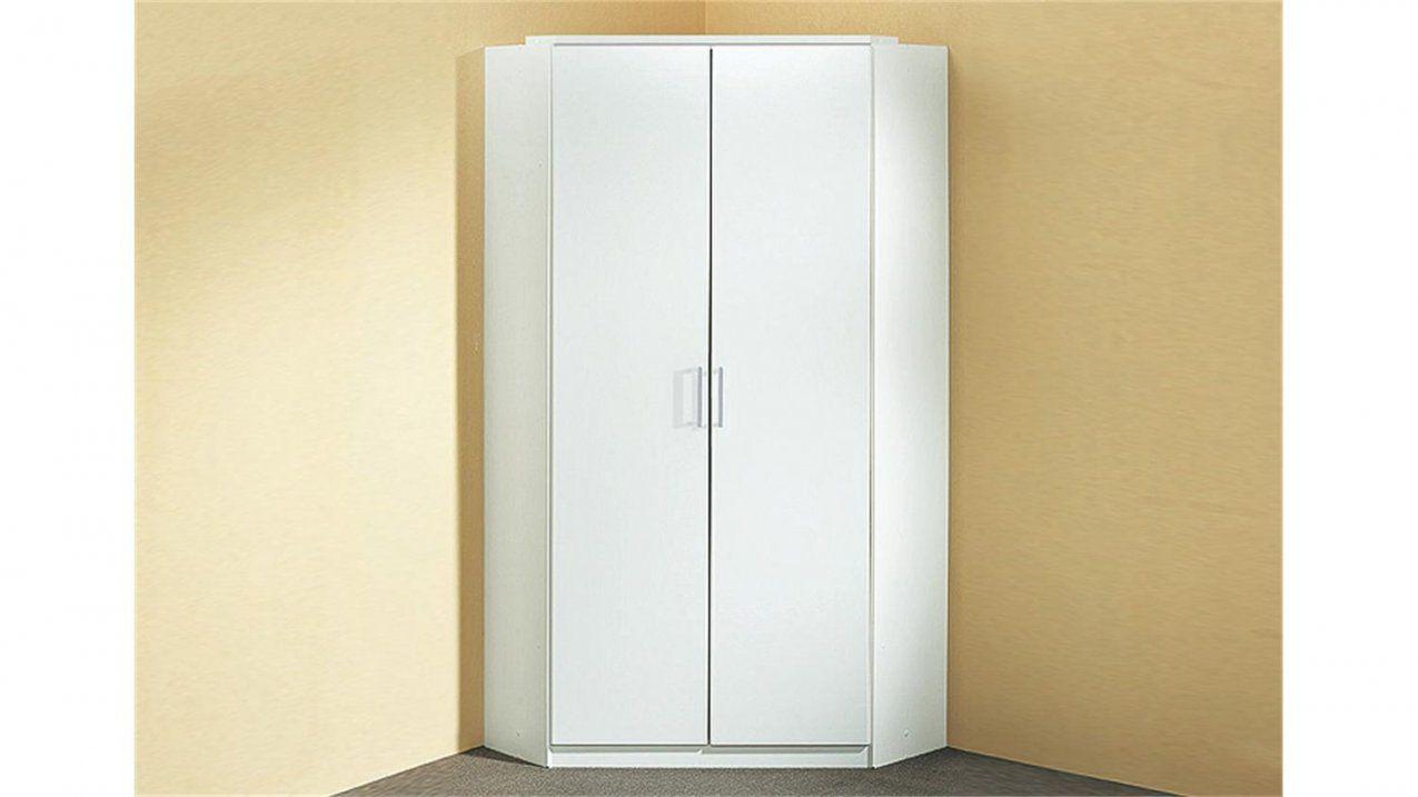 Eckschrank Click Schrank Kleiderschrank In Weiß 120 Cm von Kleiderschrank Weiß 120 Cm Breit Bild