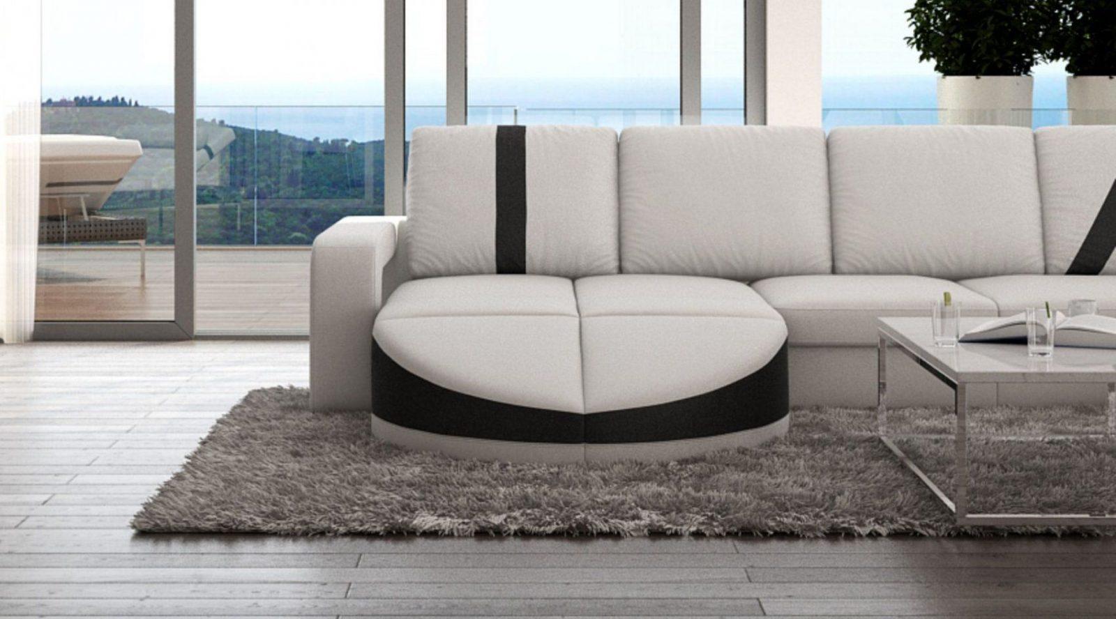 Sofas U Form Finest Large Size Of Stoffsofa U Form Weiss Grau von ...