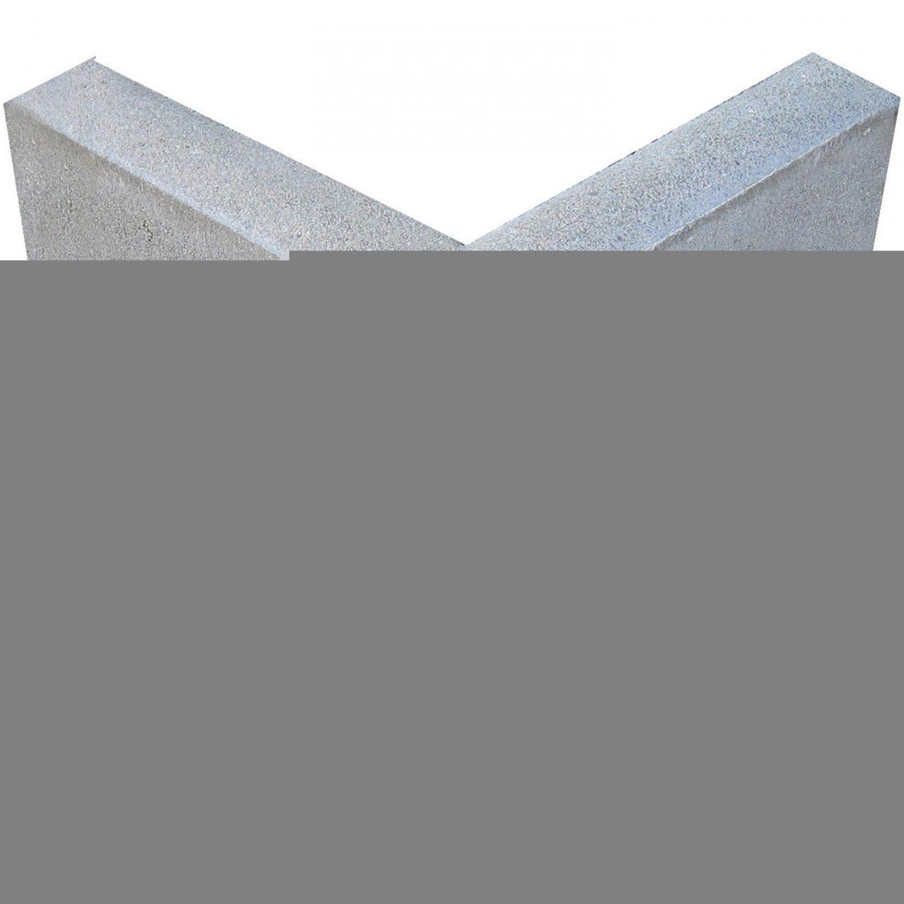Eckstein Grau 90 Gradecke 25 Cm X 25 Cm X 5 Cm Kaufen Bei Obi von Beton U Steine Obi Photo