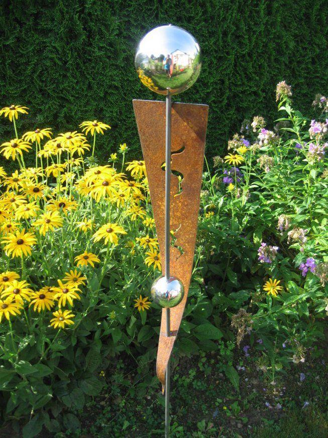 Edelstahl Deko Für Garten  Surfinser von Edelstahl Deko Für Garten Photo