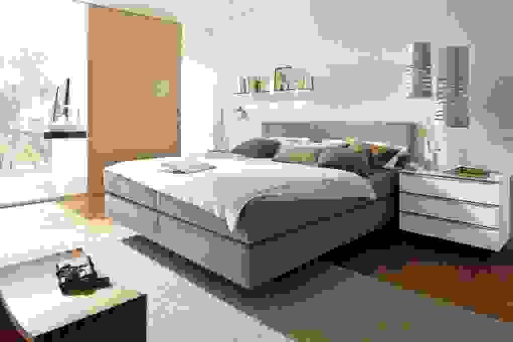 Een Slaapkamer Op Maat Van Uw Dromen von Hülsta Now Boxspringbett Photo