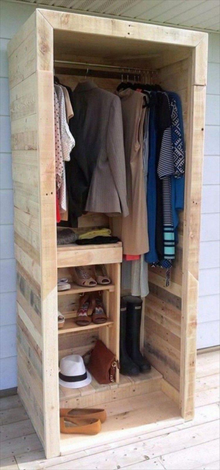 Ehrfurcht Gebietend Garderobe Selber Bauen Aus Paletten 22 Diy Ideen von Garderobe Selber Bauen Palette Photo