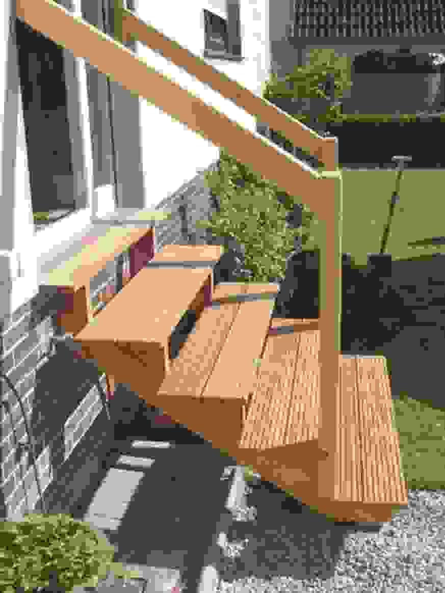 Ehrfurcht Gebietend Terrassentreppe Holz Selber Bauen 6 Sichere Von von Treppen Selber Bauen Holz Bild