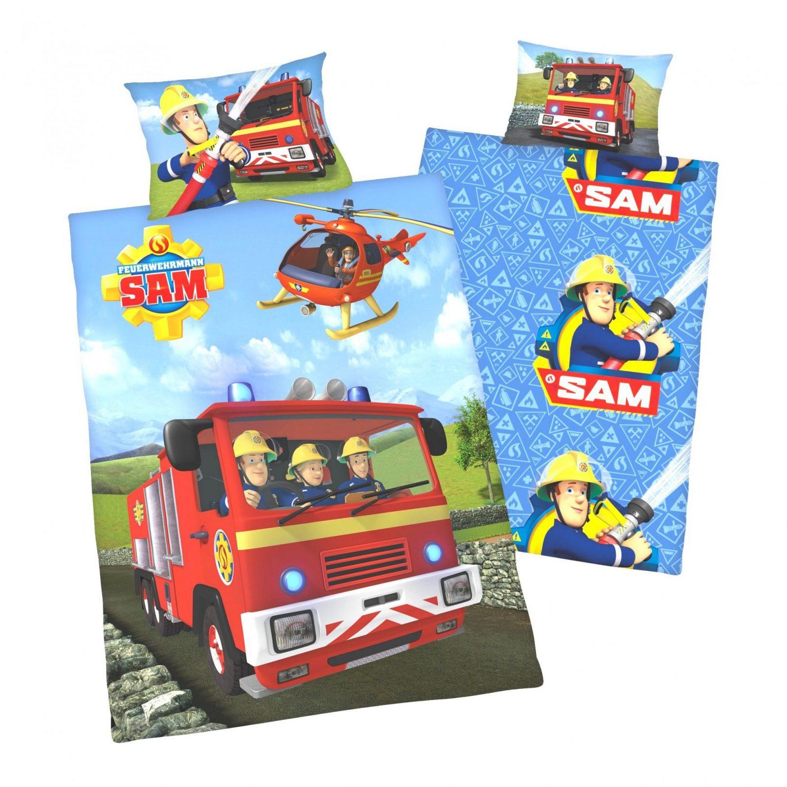 Ehrfürchtige Inspiration Bettwäsche Feuerwehrmann Sam Und Wunderbare von Feuerwehrmann Sam Bettwäsche Real Photo