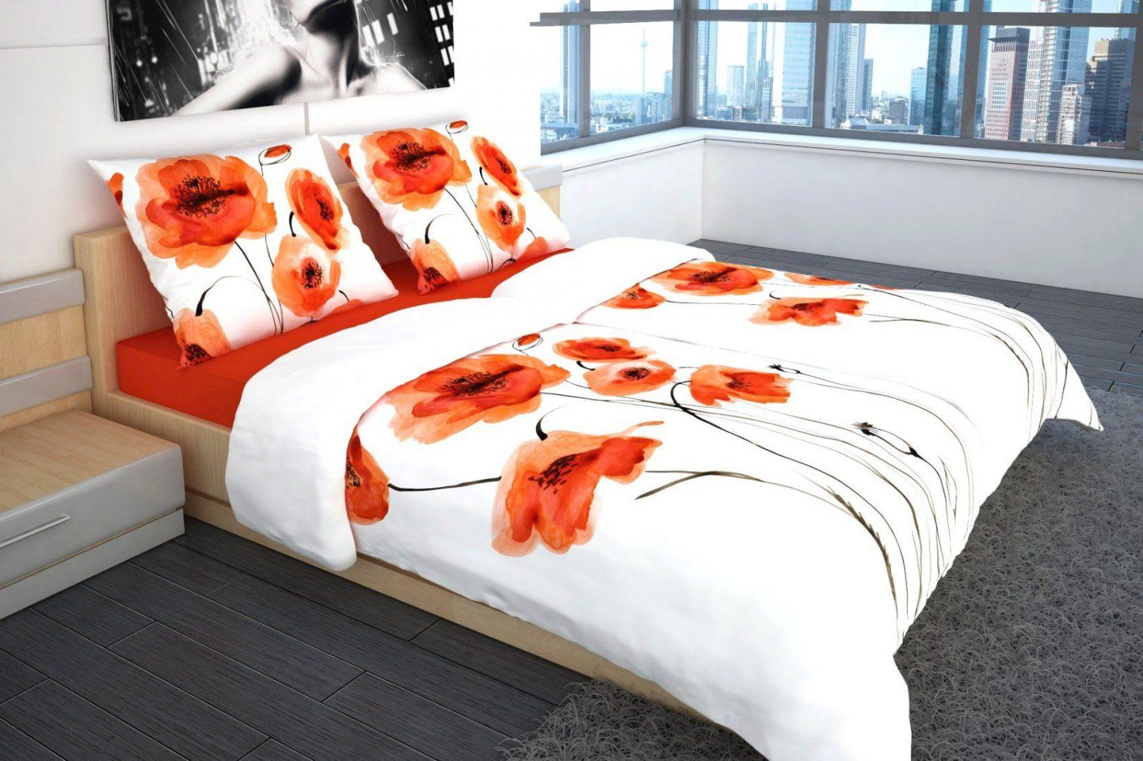 Ehrfürchtige Inspiration Bettwäsche Mohnblumen Und Bezaubernde Aus von Kaeppel Bettwäsche Mohnblume Bild