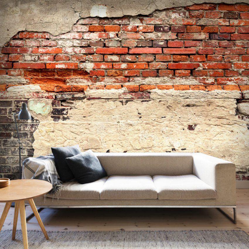 tapete mauer optik 3d haus design ideen. Black Bedroom Furniture Sets. Home Design Ideas