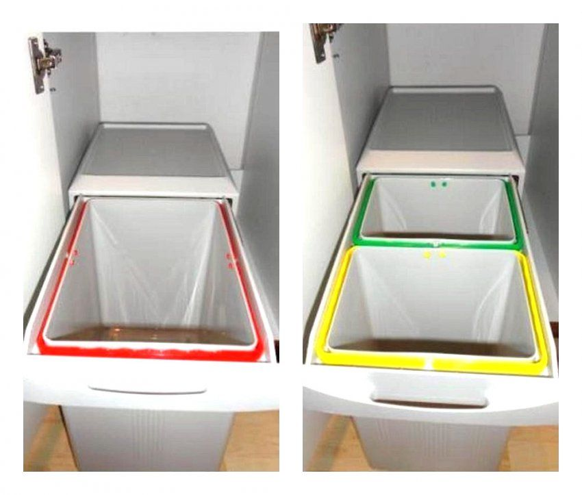 Ehrfürchtige Inspiration Mülleimer Küche Und Tolle Beste Ikea Einbau von Einbau Mülleimer Küche Ikea Bild