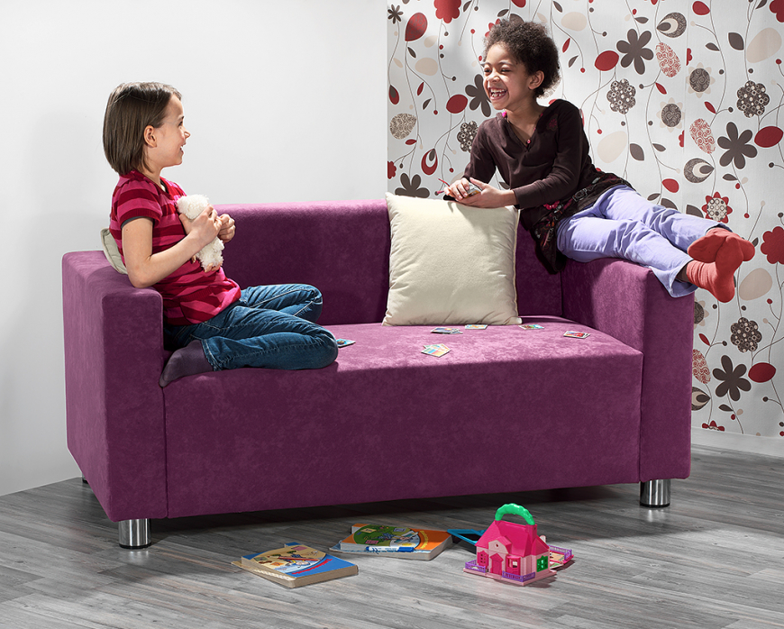 Eine Kuschelecke Für Das Kinderzimmer  Sofaonline24 Möbel Blog von Kleine Couch Für Kinderzimmer Bild