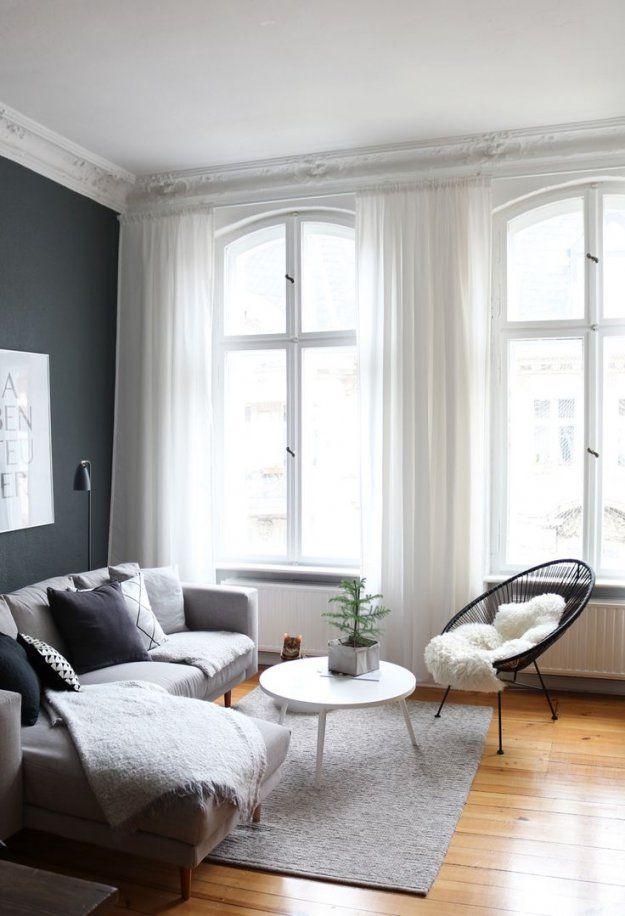 Einfach Gardinen Wohnzimmer Schöner Wohnen 2775 von Gardinen Wohnzimmer Schöner Wohnen Photo