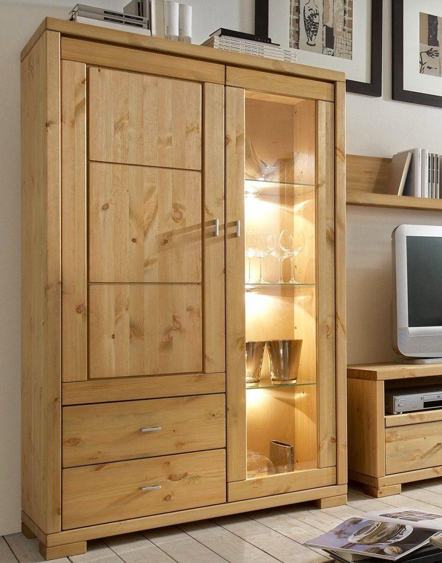 Einfach Wohnwand Kiefer Massiv Nifty Auf Wohnzimmer Ideen Mit von Wohnwand Kiefer Massiv Natur Lackiert Bild