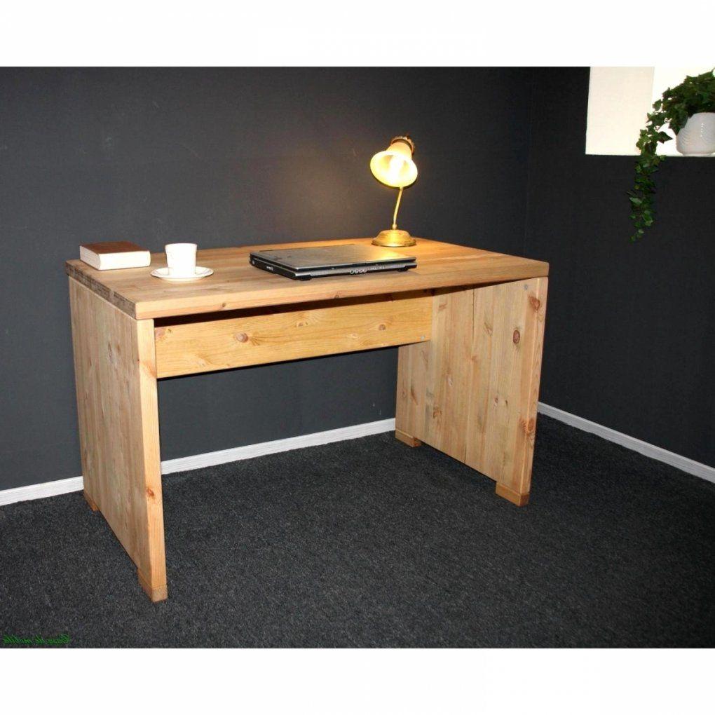 Einfache Schreibtisch Kiefer Gelaugt Geölt Klein  Büromöbel Design von Schreibtisch Kiefer Gelaugt Geölt Photo