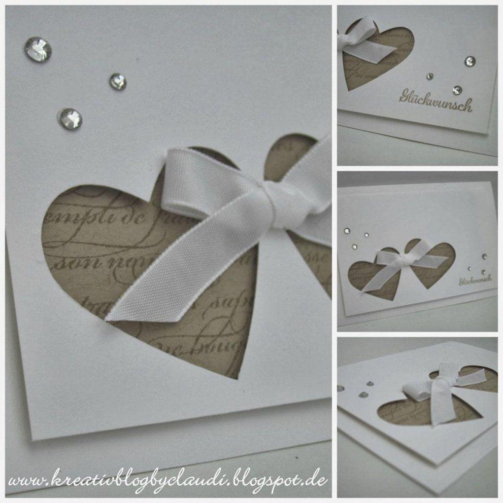 Einladung Hochzeit Basteln Ungewöhnlich Hochzeit Einladung von Hochzeitskarten Selber Basteln Ideen Photo