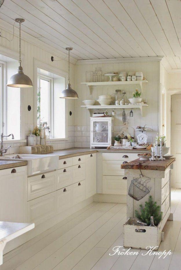Einrichten Im Landhausstil Weic39F Kuche Ideen Kleine Wohnung von Schwedischer Landhausstil Einrichten Dekorieren Akzente Setzen Photo