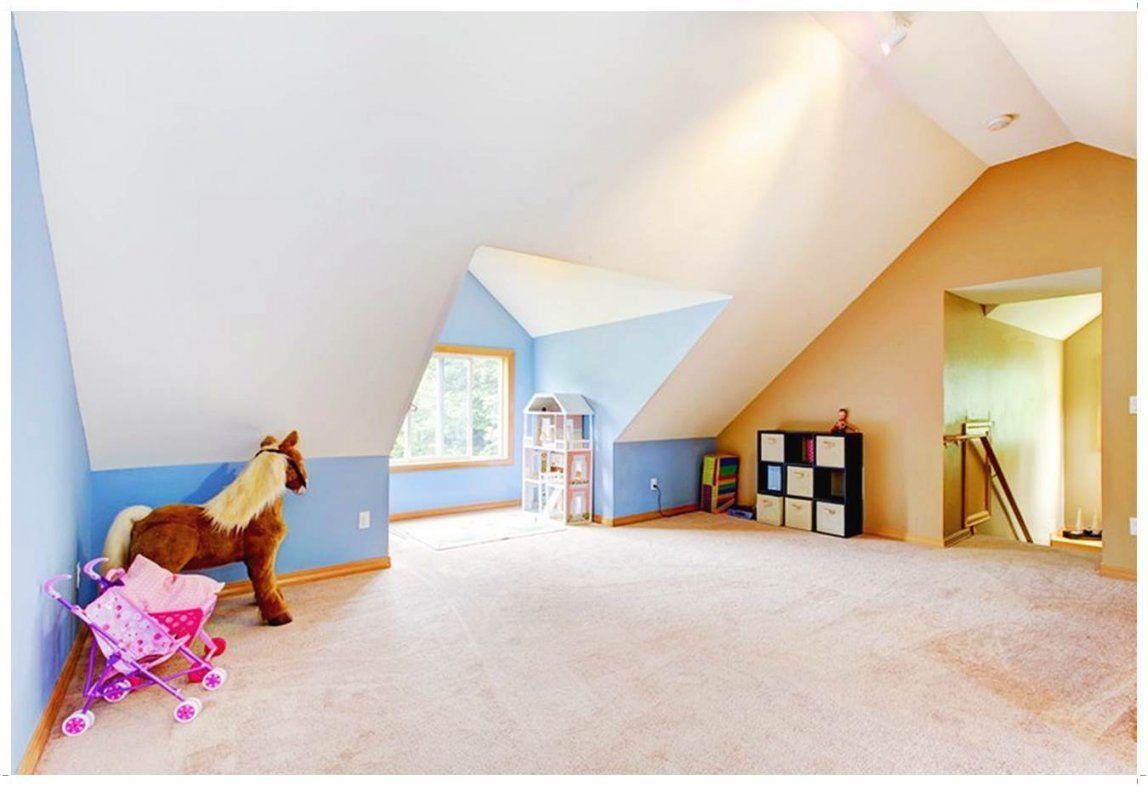 Faszinierend Kinderzimmer Farbgestaltung Galerie Von Einrichtung Dachschräge Home Referenz Von Mit Dachschräge
