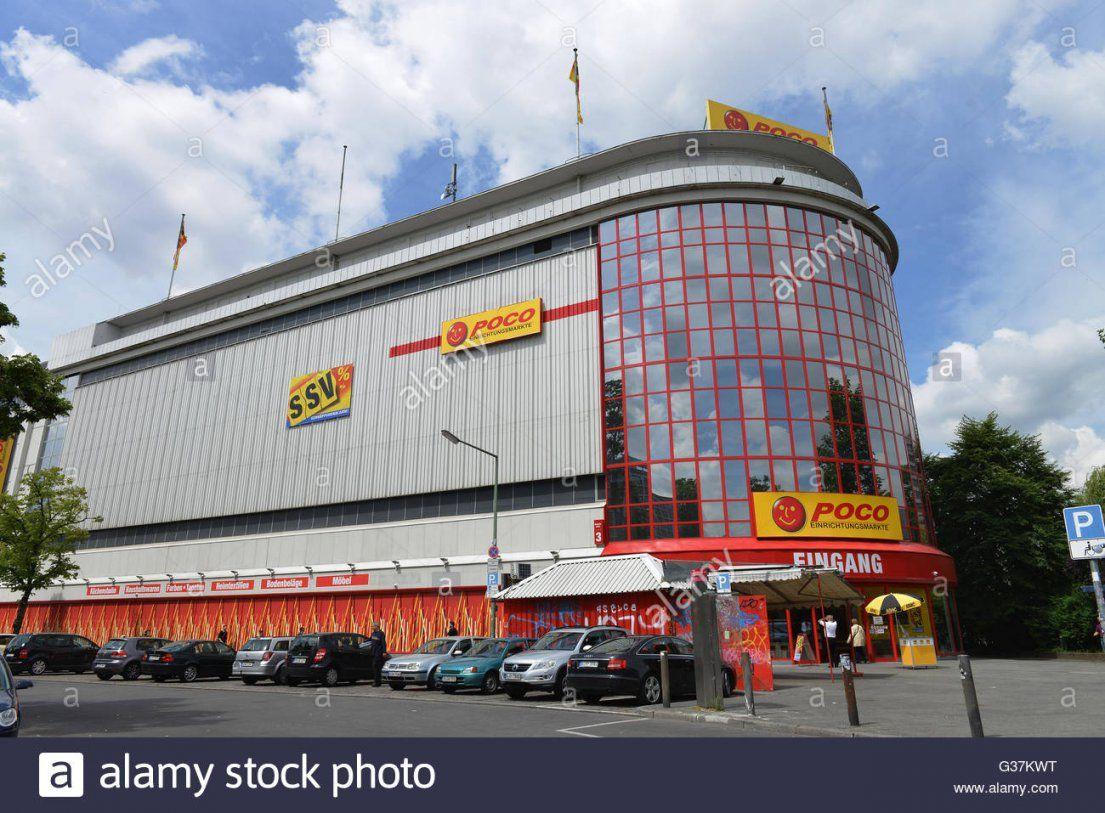 Einrichtungsmarkt Stock Photos & Einrichtungsmarkt Stock Images  Alamy von Poco Einrichtungsmarkt Berlin Kreuzberg Bild