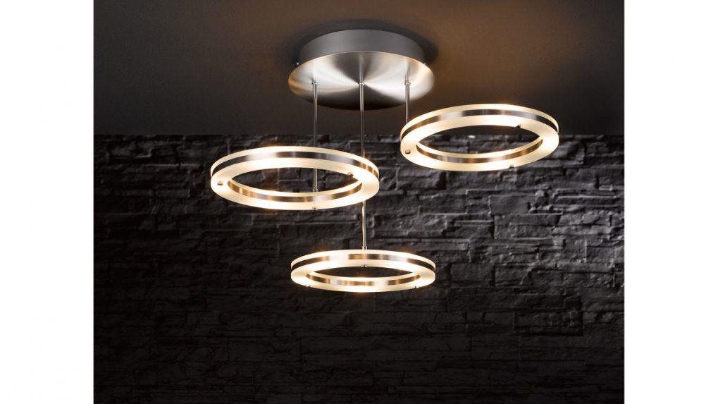 Einrichtungspartnerring Räume Wohnzimmer Lampen + Leuchten B von Led Deckenleuchte Für Wohnzimmer Bild