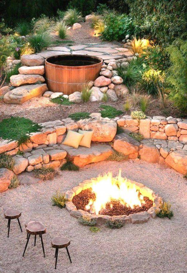 Einzigartig 40 Feuerstelle Garten Erlaubt Planen Einzigartiger von Feuerstelle Im Garten Bilder Photo