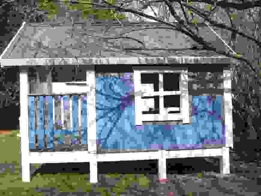Einzigartig 40 Kinder Holzhaus Selber Bauen Ideen  Einzigartiger Garten von Kinder Holzhaus Selber Bauen Bild