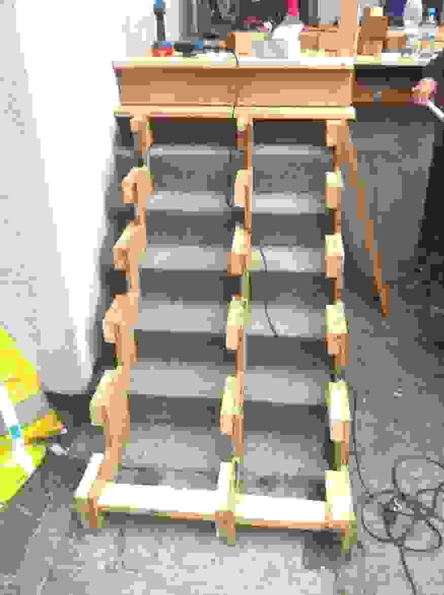 Holztreppe Selber Bauen