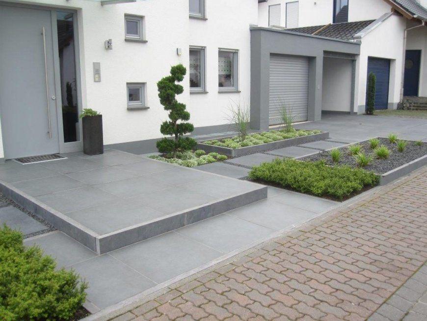 Einzigartig Moderne Vorgarten Ein Moderner Schmitz Gmbh Garten von Vorgarten Moderne Gestaltung Kies Bild