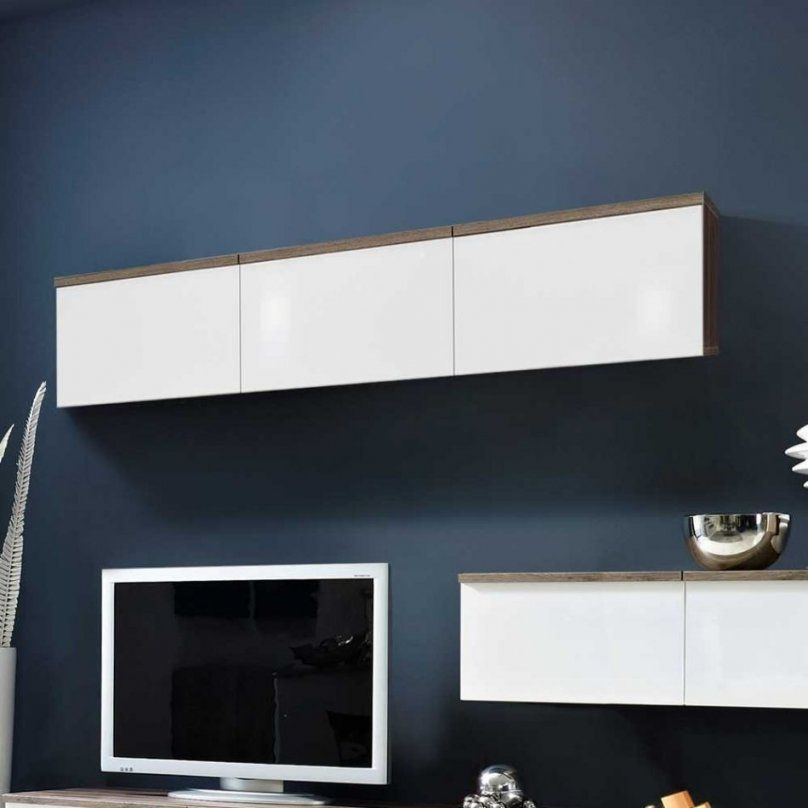 Einzigartig Wohnzimmer Hängeschrank  Wohnzimmermöbel  Pinterest von Hängeschrank Wohnzimmer Weiß Hochglanz Bild