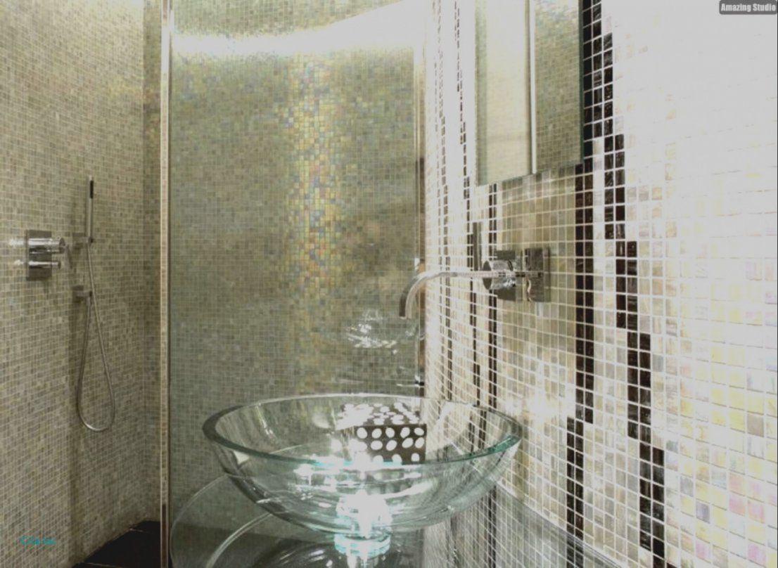 Einzigartige Badgestaltung Mit Mosaikfliesen Ehrfurcht Gebietend von Mosaik Fliesen Bad Bilder Bild