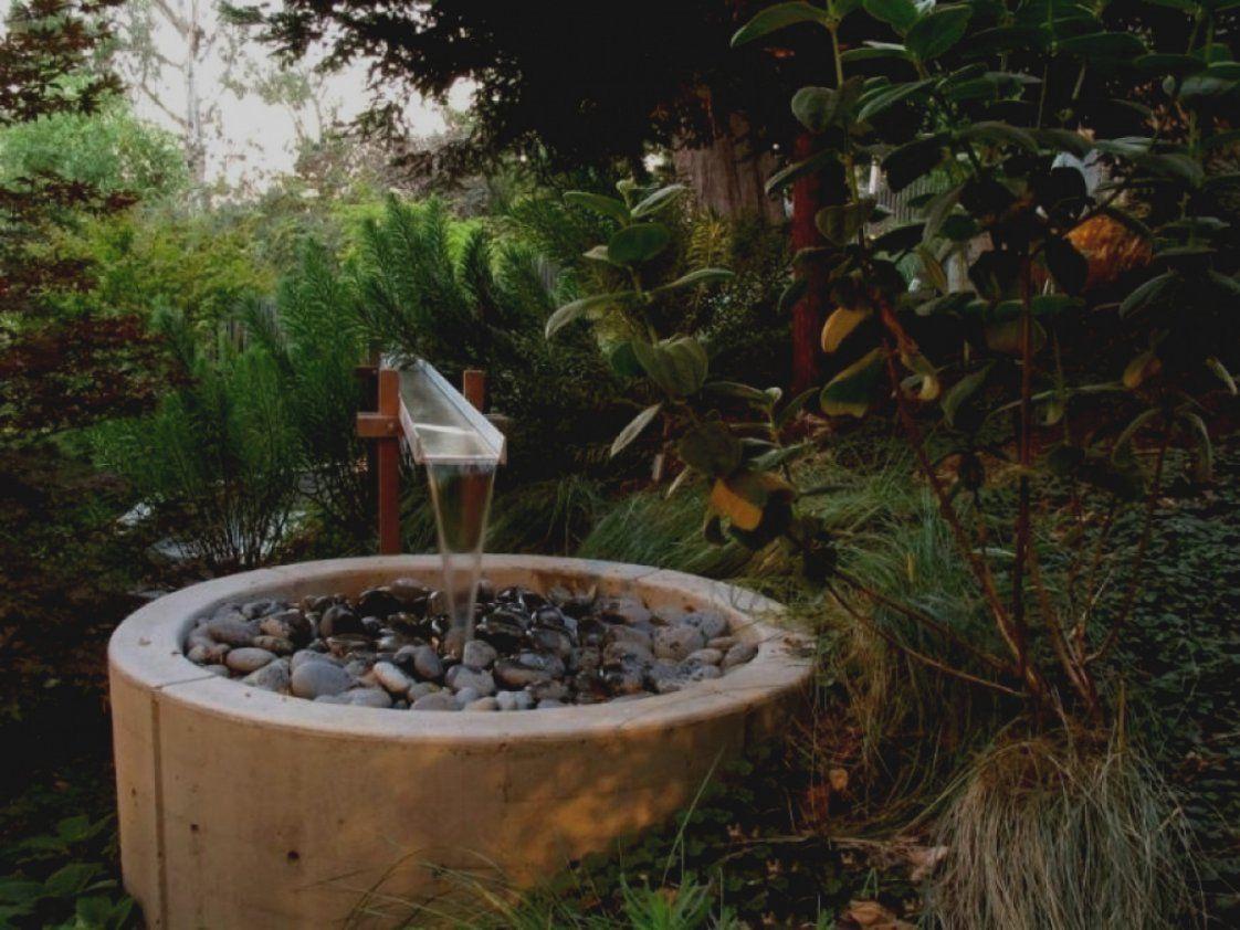 Einzigartige Brunnen Garten Selber Bauen Elegant Springbrunnen Für von Springbrunnen Garten Selber Bauen Bild