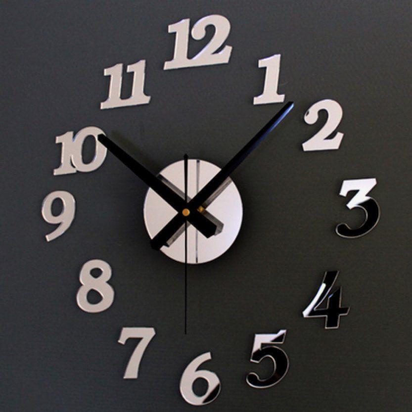 Einzigartige Uhren Für Wohnzimmer Und Wohnzimmeruhr Digital  Küche von Digitale Uhren Fürs Wohnzimmer Photo