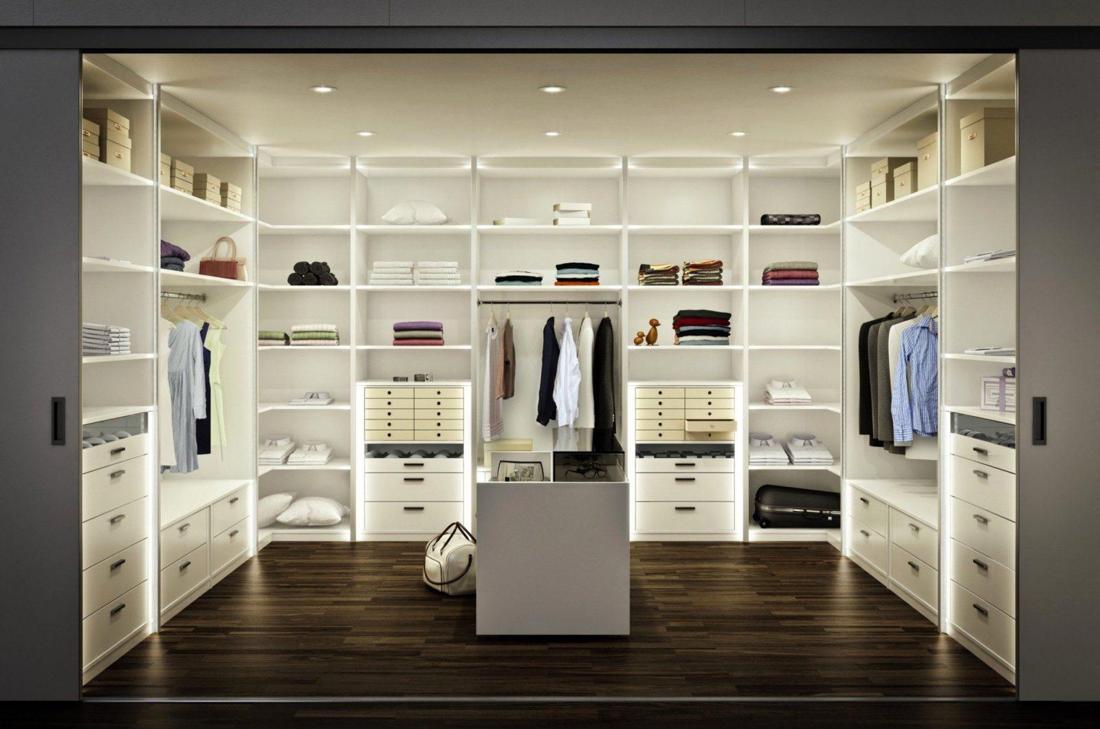 Elegant Begehbarer Kleiderschrank Ticaaegehbarer Kleiner Ideen Raum von Schrank Tapezieren Kreative Ideen Bild